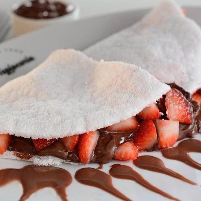 Crep chocolate Gluten Free